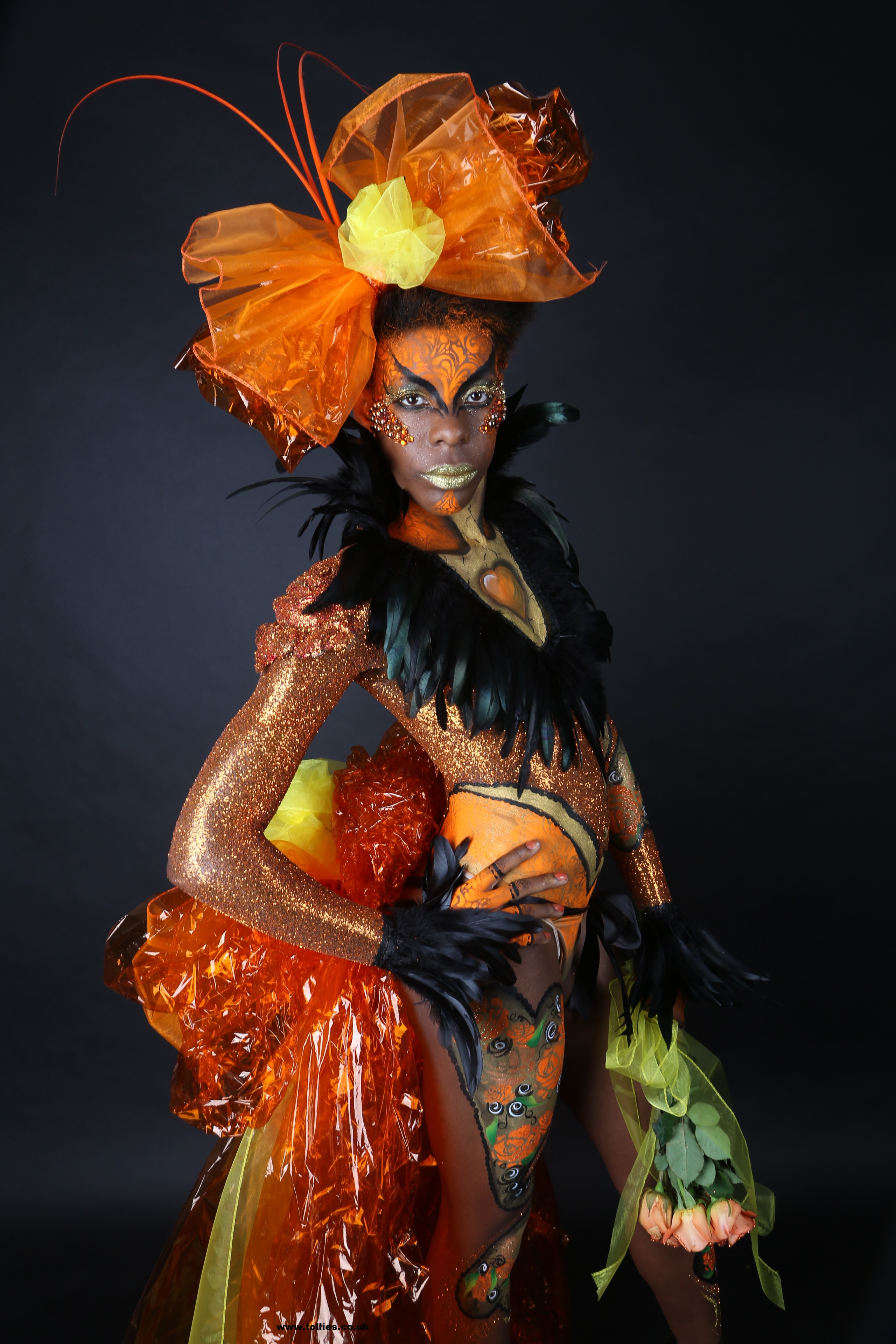 Body Painting Festival 2018 Follies Face And Body Painters